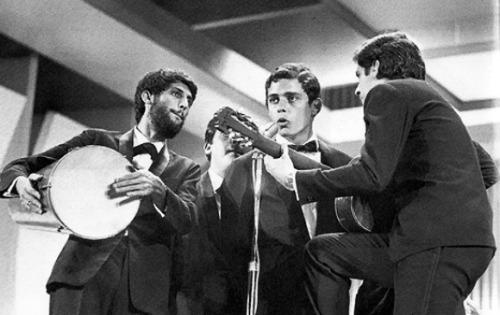 Chico tinha apenas 23 anos quando se apresentou no Festival de Música, em 1967
