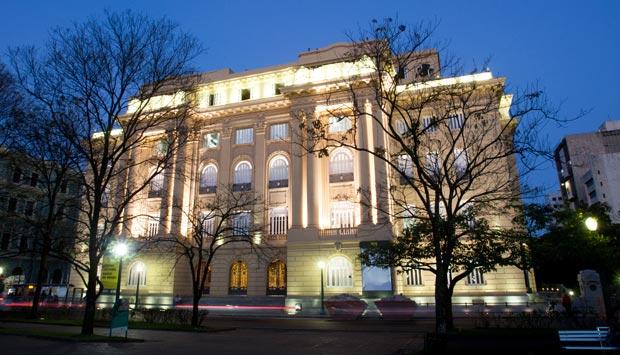Ó CCBB de Belo Horizonte é o maior dos quatro existentes no Brasil em área aproveitável