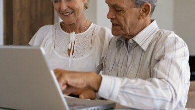 Foto de Uso da internet por idosos cresceu 222% em 6 anos