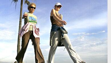 Foto de Caminhada ajuda a reduzir os riscos de câncer de mama