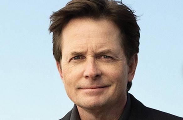 Michael J. Fox, 52,  é outro que faz piada  com a doença
