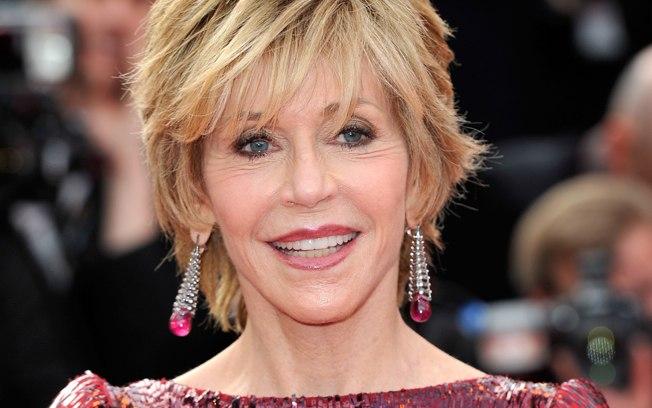 Jane Fonda, 76, foi diagnosticada com câncer de mama em 2010