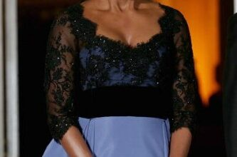 Foto de Michelle Obama, 50: mais do que um ícone da moda