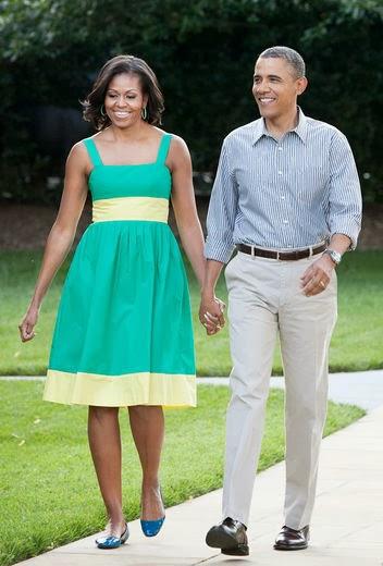 Desfilando seu vestido verde e amarelo. Você usaria?.