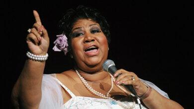 Foto de A rainha do soul Aretha Franklin chega aos 72 anos