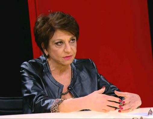 A conhecida psiquiatra e sexóloga Carmita Abdo