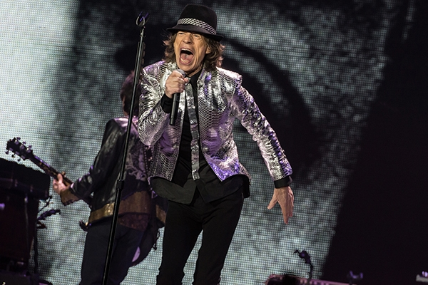 Ele agora é o bisavô do rock, aos 70 anos