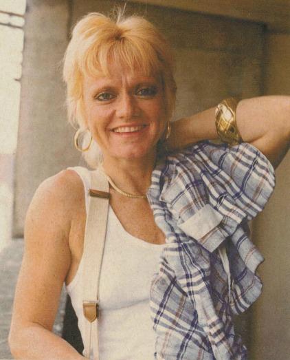 A cantora, nascida em 1945. completa 69 anos no próximo dia 23 de agosto