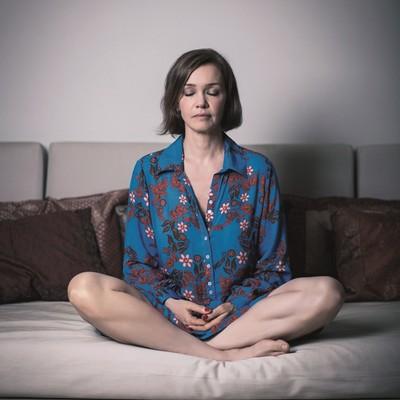 Julia Lemertz: prática ajuda a clarear a mente