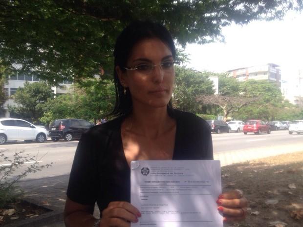 A agente Luciana Silva Tamburini vai ter que indenizar juiz em 5 mil reais