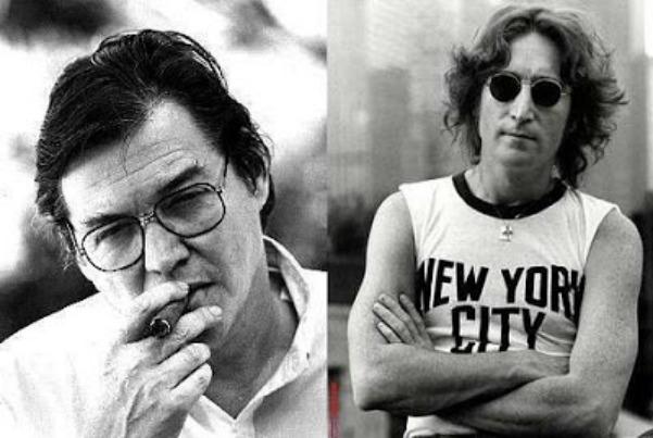 Os dois morreram na mesma data e na mesma cidade, longe de seus países de origem