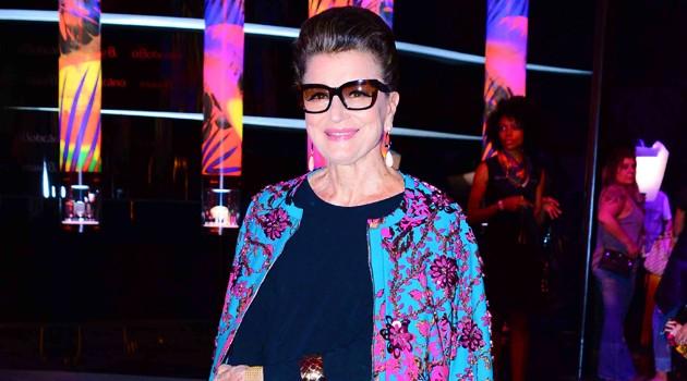 Aos 75 anos, a empresária e consultora de moda é uma referência