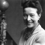 Filósofa e escritora francesa, ela foi a eterna companheira de Jean Paul Sartre