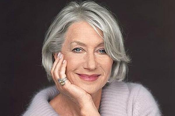 Pics Photos - Belle Donne Mature Foto Helen Mirren 65 Anni