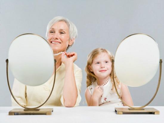 Mesmo quem já atingiu idade avançada quer dar a impressão de ser mais jovem
