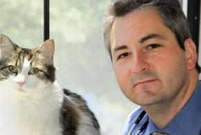 O gato que prevê a morte de doentes terminais