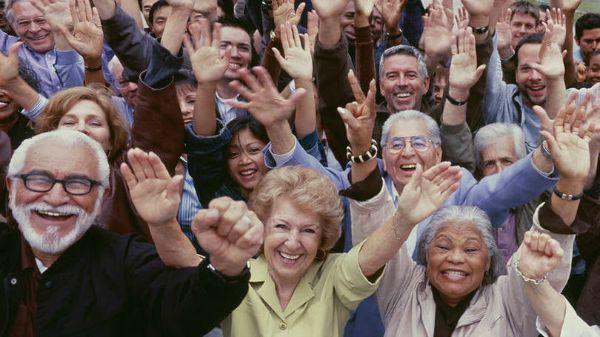 No Brasil, são quase 24 milhões de pessoas com mais de 61 anos