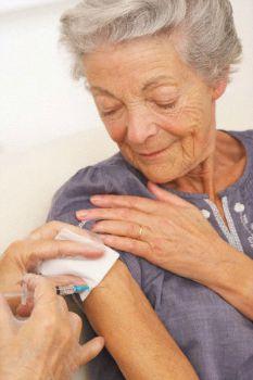 Vacinação  contra gripe é anual