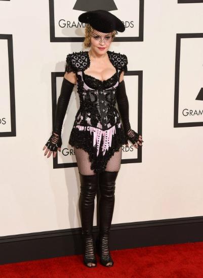 """""""Madonna parece conservada no formol"""""""