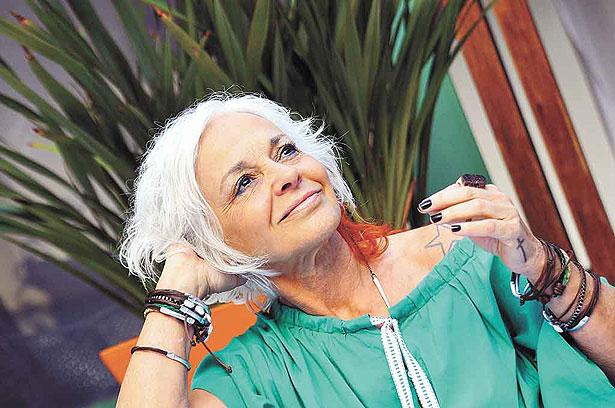 Para Míriam Fernandes, as mulheres estão envelhecendo cada vez melhor