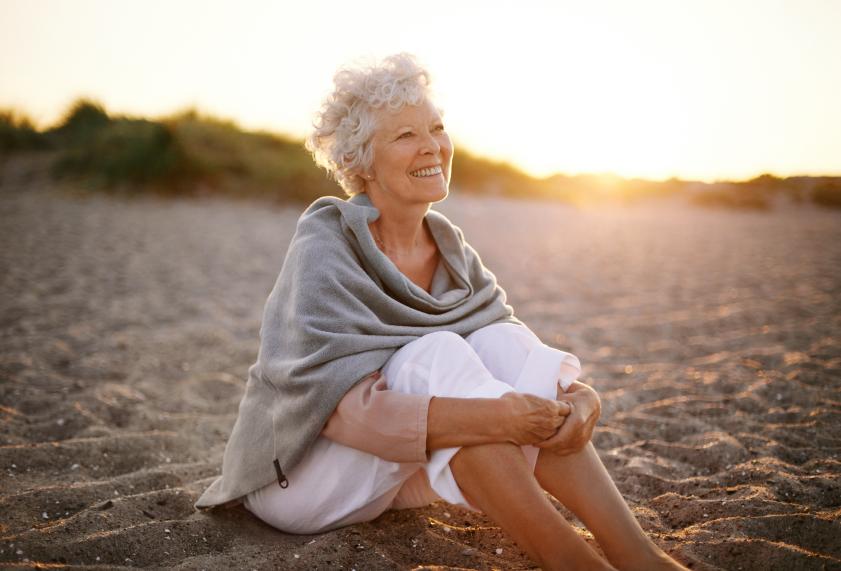 É cada vez maior o número de pessoas com mais de 50 anos  que viajam sozinhas