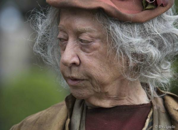 A atriz completou 86 anos em outubro último