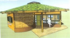 O projeto da casa