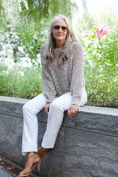 Moda Mulheres Lindas E Elegantes Depois Dos 50 Anos 50