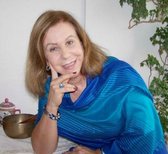 """A psicóloga transpessoal Gislaine Maria D""""Assumpção é a idealizadora do projeto"""