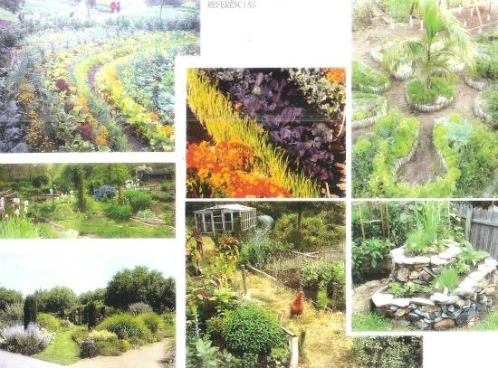 O lugar terá muitos jardins com todo tipo de flores
