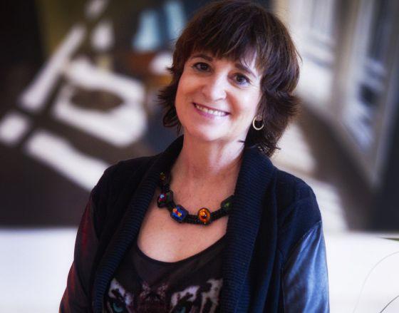 A jornalista e escritora espanhola Rosa Montero, 65 anos
