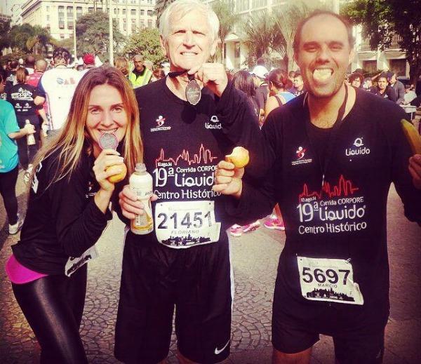 Correr, se exercitar, é o grande hobby do advogado