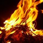O dom de arder dentro de mim