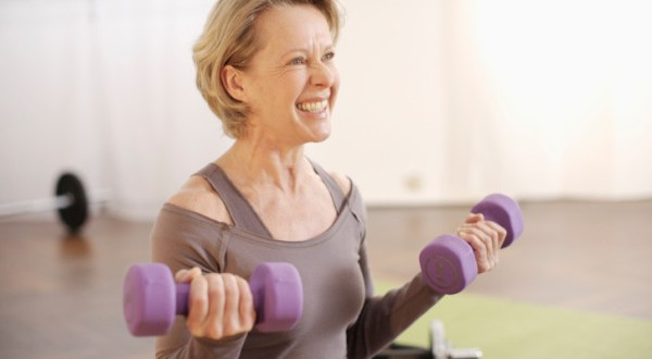 A mulher deve encarar a menopausa como a chegada da liberdade