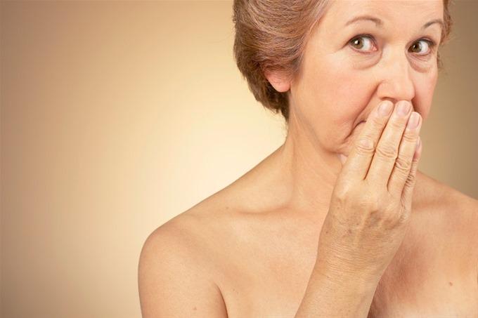 O ressecamento atinge principalmente mulheres que estão na menopausa ou pós-parto