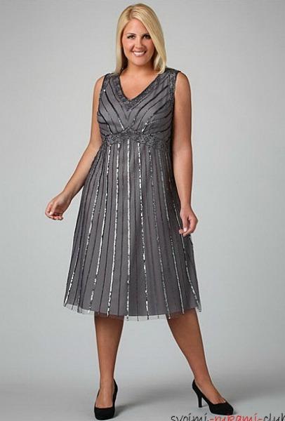 Este vestido um pouco mais curto ficaria bem mais bonito