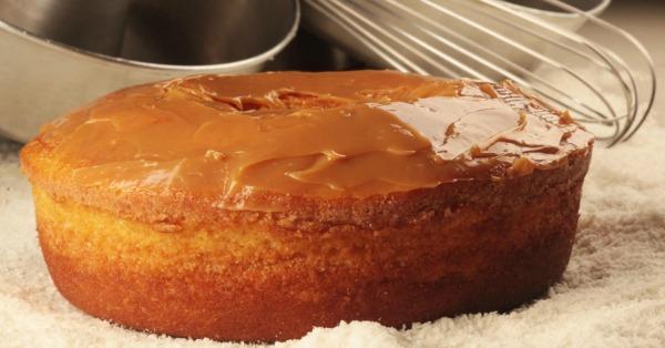 O bolo mágico que está deixando Dona Alzira rica