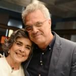 A atriz deu entrevista a Pedro Bial que vai ao ar esta noite