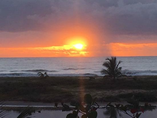 Por do sol em Piracanga: experiência inesquecível