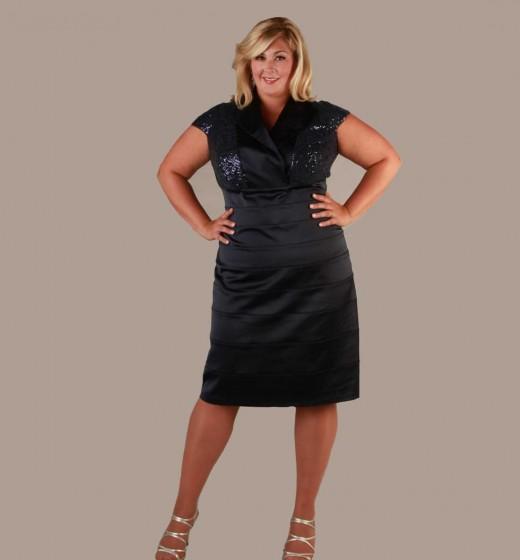 Para mulheres que usam modelos de tamanho maior