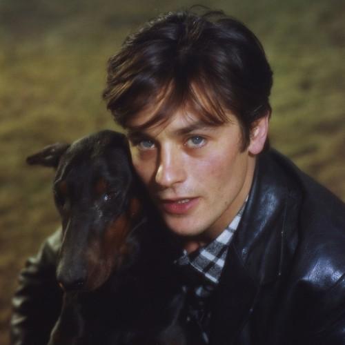 Desde jovem o ator francês tem uma verdadeira paixão por animais