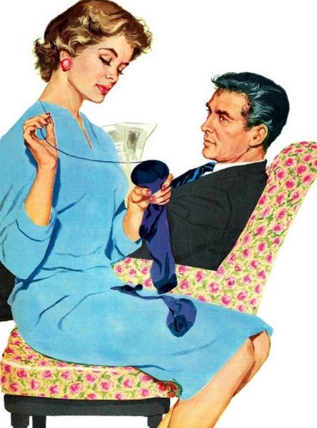 """Décimo-primeiro """"conselho"""": Nunca reclame se ele chegar tarde, sair pra jantar ou outros locais de entretenimento sem você"""
