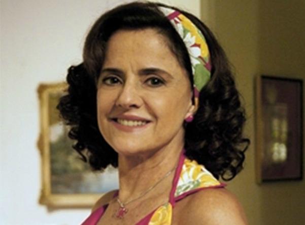 Marieta como Dona Nenê, de A Grande Família, seu personagem mais popular