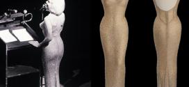 Vestido de Marilyn, com 2.500 cristais, vai a quase  US$5 milhões