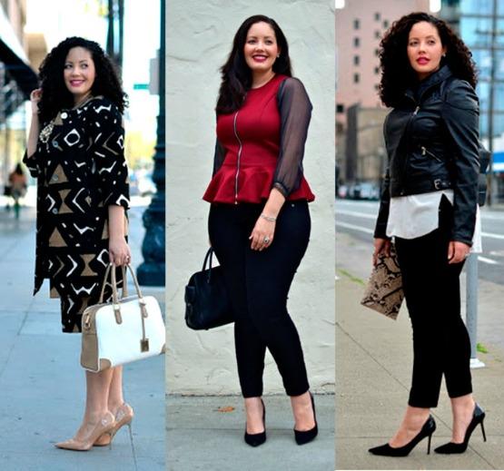 Bolsa De Mão Para O Dia A Dia : Moda dicas de estilo para voc? que usa manequim maior