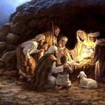Achamos este Menino entre Maria e José, um menino tão formoso, precisa dizer quem é?