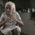 Dona Mariquinha, 84, vive no interior de São Paulo, em Chefete, de onde nunca saiu