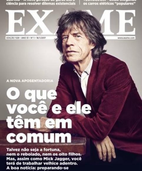 A capa da revista Exame que vem gerando protestos