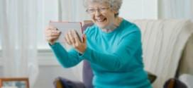 Com a internet, idosos podem se tornar mais independentes