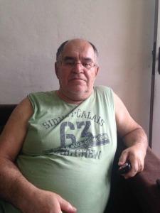 João Bosco Santana, 71 anos